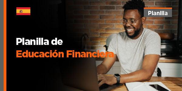 Planilla Educacion Financiera